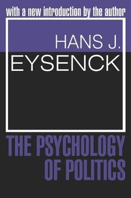 Psychology of Politics book
