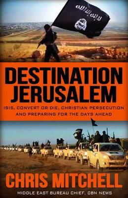Destination Jerusalem book