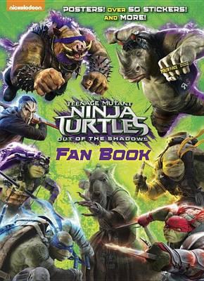 Teenage Mutant Ninja Turtles by Golden Books