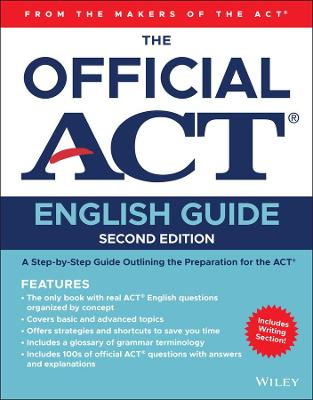 The Official ACT English Guide by ACT