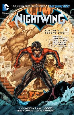 Nightwing Volume 4: Second City TP (The New 52) by Kyle Higgins