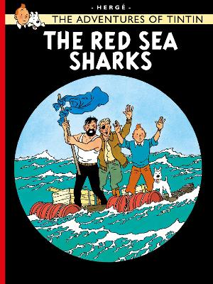 The Red Sea Sharks by Herge