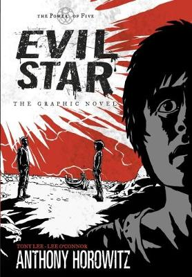 Power of Five: Evil Star - The Graphic Novel by Anthony Horowitz