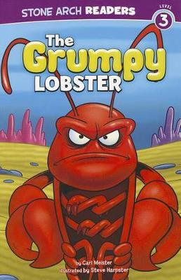 Grumpy Lobster by Cari Meister