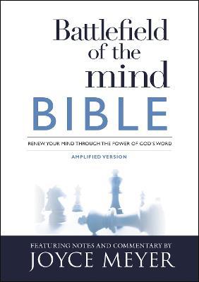 Battlefield of the Mind Bible by Joyce Meyer