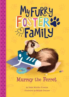Murray the Ferret book