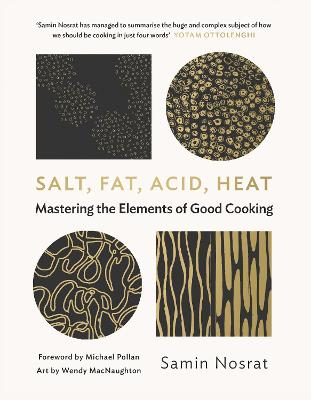 Salt, Fat, Acid, Heat book