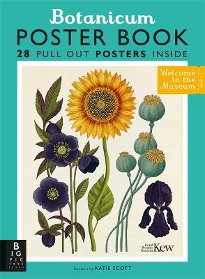 Botanicum Poster Book by Professor Katherine J. Willis