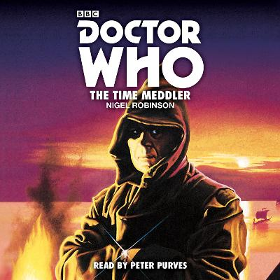 Doctor Who: The Time Meddler book