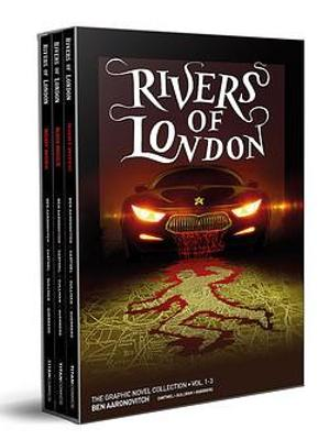 Rivers of London: Volumes 1-3 Boxed Set Edition by Ben Aaronovitch