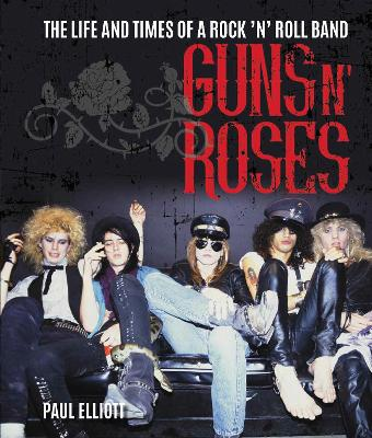 Guns N' Roses by Paul Elliott