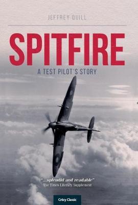 Spitfire, A Test Pilot's Story book