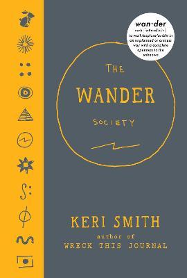 Wander Society book