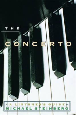 Concerto by Michael P. Steinberg