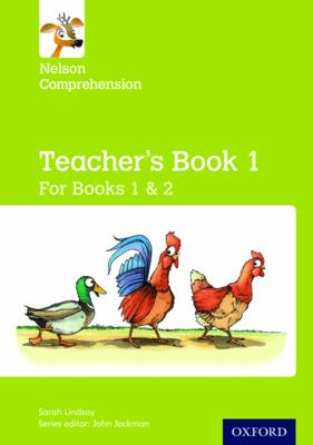 Nelson Comprehension: Years 1 & 2/Primary 2 & 3: Teacher's Book for Books 1 & 2 book