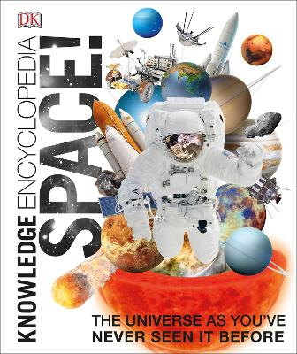 Knowledge Encyclopedia Space! book