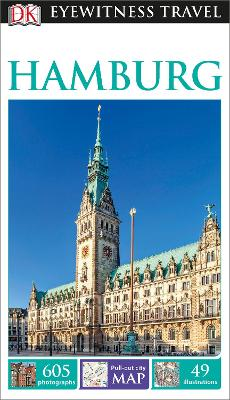 DK Eyewitness Travel Guide Hamburg by DK Publishing