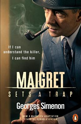 Maigret Sets a Trap: TV tie-in by Georges Simenon