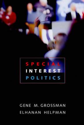 Special Interest Politics by Gene M. Grossman