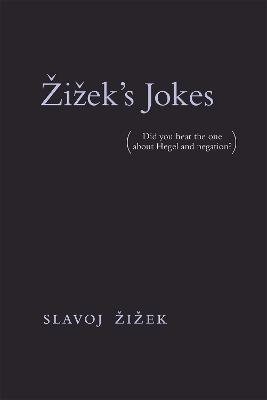 Zizek's Jokes book