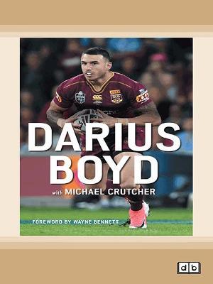Battling the Blues by Darius Boyd