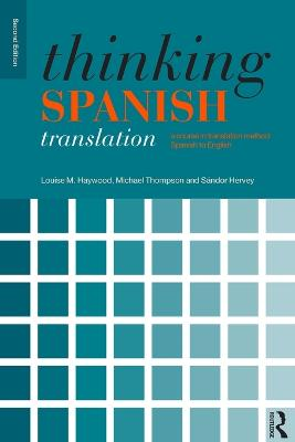 Thinking Spanish Translation by Sandor Hervey