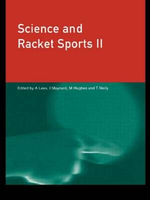 Science and Racket Sports  2 by Mike Hughes