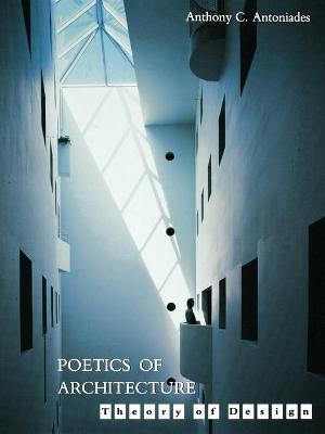 Poetics of Architecture book