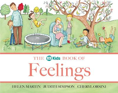 The The ABC Book of Feelings by Helen Martin
