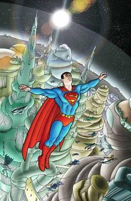 Superman New Krypton TP Vol 01 by Geoff Johns