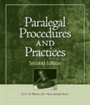 Paralegal Procedures and Practices by Lisa Zimmer Hatch