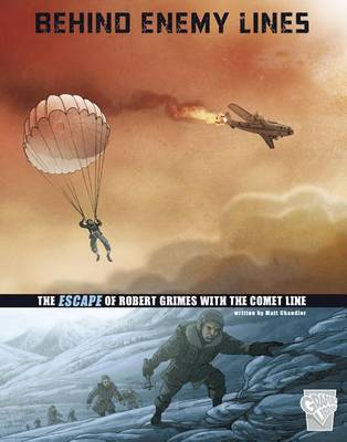 Behind Enemy Lines by Matt Chandler