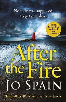 After the Fire: the latest Tom Reynolds mystery from the bestselling author of The Confession book