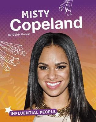 Misty Copeland by Golriz Golkar