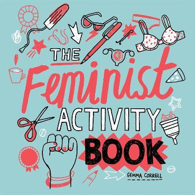 Feminist Activity Book by Gemma Correll