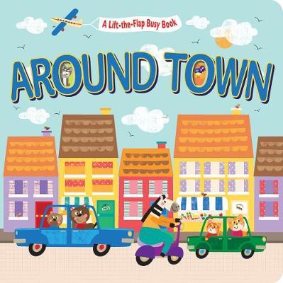 Around Town by Courtney Acampora