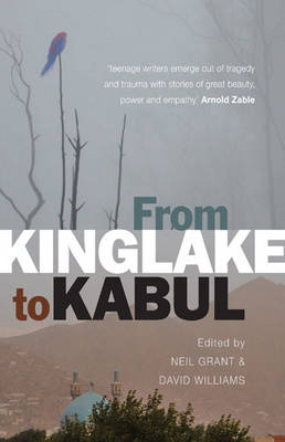From Kinglake to Kabul book
