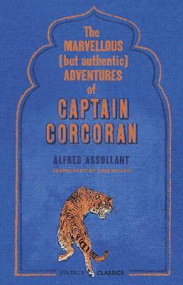 The Marvellous (But Authentic) Adventures of Captain Corcoran book