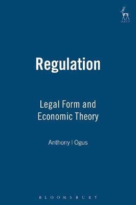 Regulation by Anthony I. Ogus