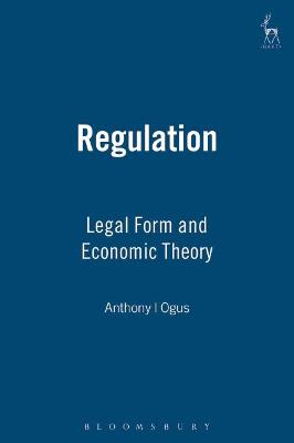 Regulation by Anthony I. Ogus