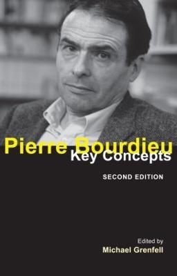 Pierre Bourdieu by Michael  James Grenfell