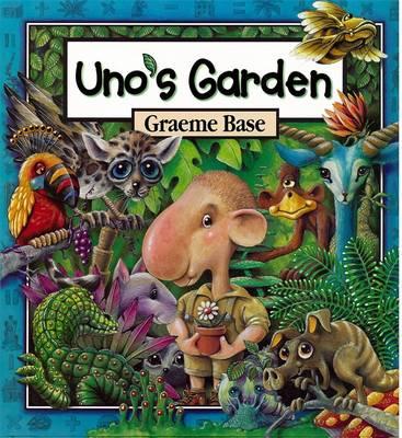 Uno's Garden book