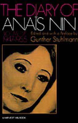 The Diary of Anais Nin by Anais Nin