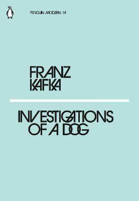 Investigations of a Dog book