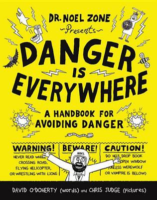 Danger Is Everywhere by David O'Doherty