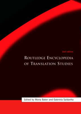 Routledge Encyclopedia of Translation Studies book