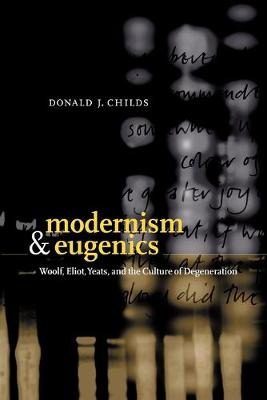 Modernism and Eugenics book