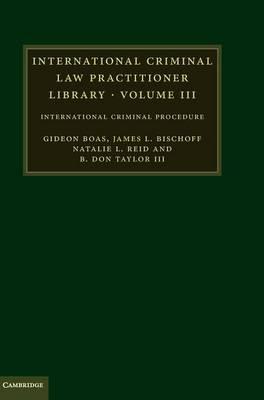 International Criminal Law Practitioner Library book