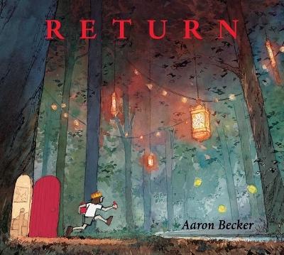 Return by Aaron Becker