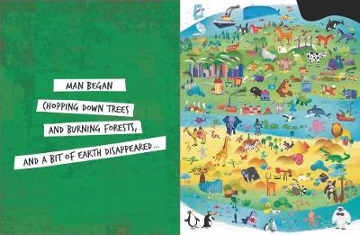Our Beautiful Earth by Giancarlo Macri